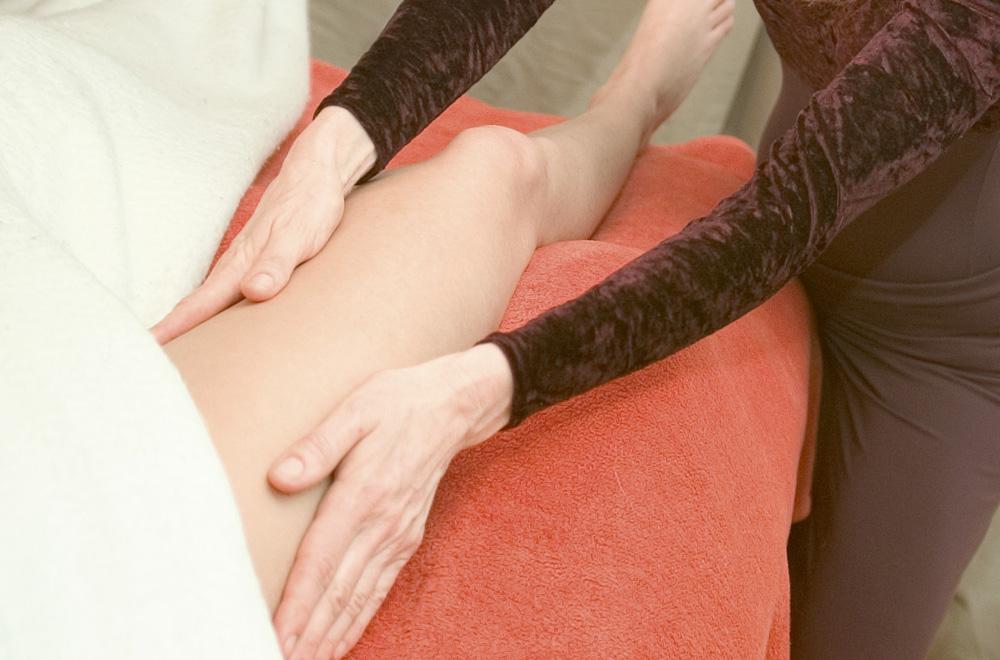 Massage Behandlung