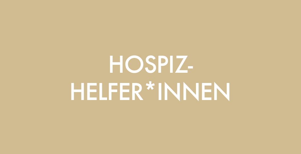 Massage Ausbildung für Hospizhelfer