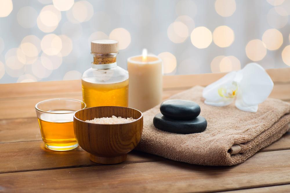 Wellness Massagen legen Wert auf Atmosphäre im Behandlungsraum