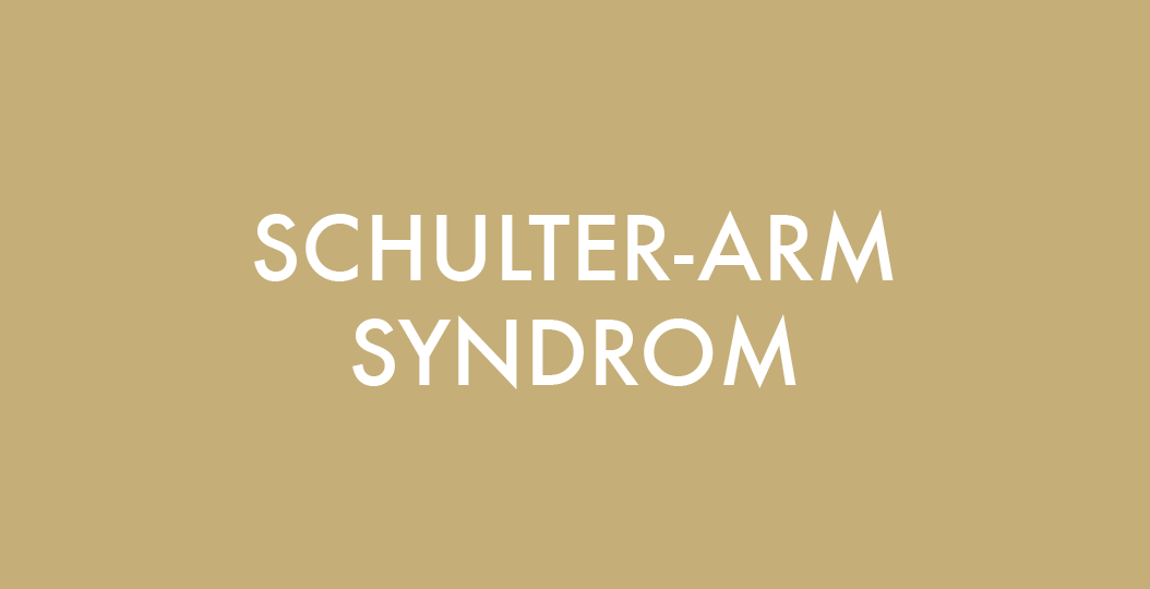 Schulter-Arm-Syndrom