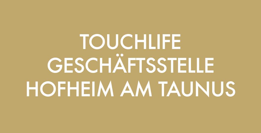 Hofheim am Taunus, Massageschule nach TouchLife Geschäftsstelle