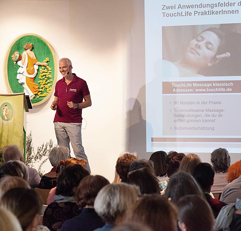PrimaveraLife Aromatherapie Jahrestagung mit Frank B. Leder